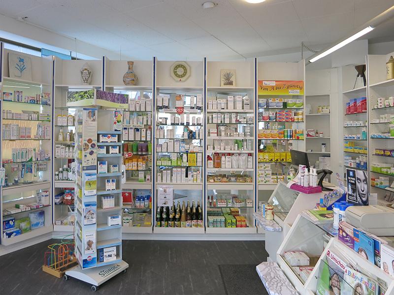 Münchsche Apotheke in Langen