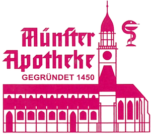 Logo der Münster-Apotheke