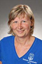 Porträtfoto von Stafanie Gatzemeier