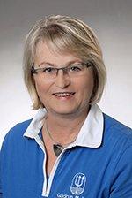 Porträtfoto von Gudrun Meiburg