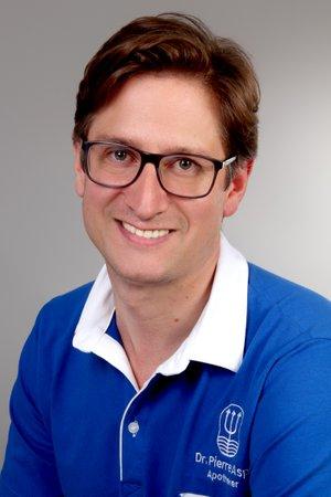 Porträtfoto von Dr. Pierre Aspe