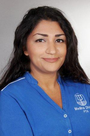 Porträtfoto von Madina Durani