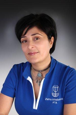 Porträtfoto von Zelma Arbabzadah