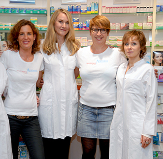 Team der Maternus-Apotheke