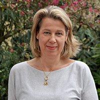 Porträtfoto von Elisabeth Collet, geb. Hertewich