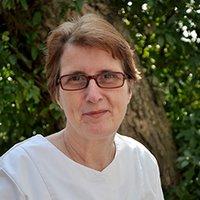 Porträtfoto von Rita Riemenschneider