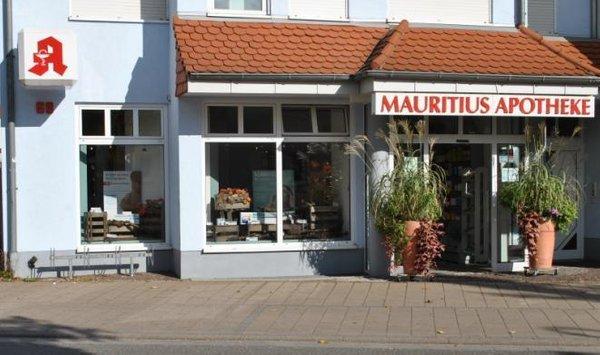 Team der Mauritius-Apotheke Rot