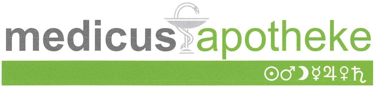 Logo der Medicus-Apotheke