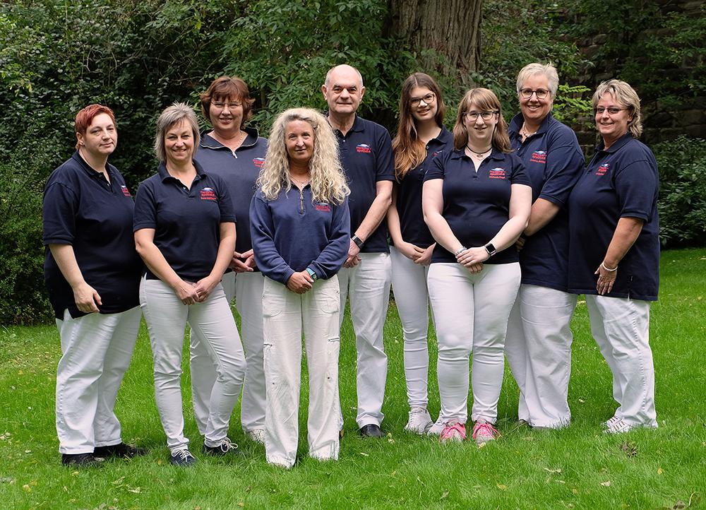 Team der Meissner-Apotheke