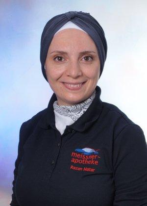Porträtfoto von Razan Matar