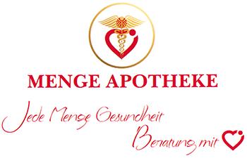 Logo der Menge-Apotheke