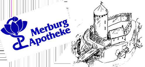 Logo der Merburg-Apotheke