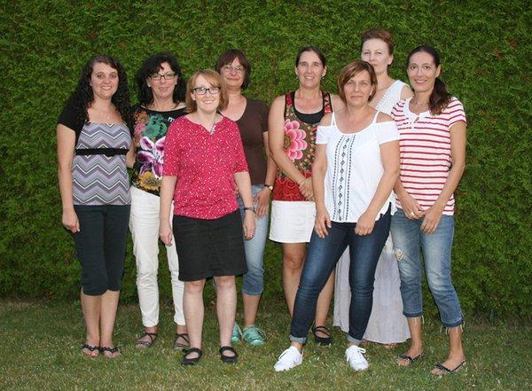 Team der Merburg-Apotheke