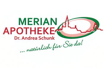 Logo der Merian-Apotheke Mosbach