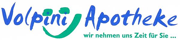 Logo der Volpini-Apotheke