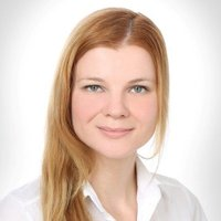 Porträtfoto von Marcela Stupakova