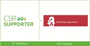Logo der Mickefett-Apotheke