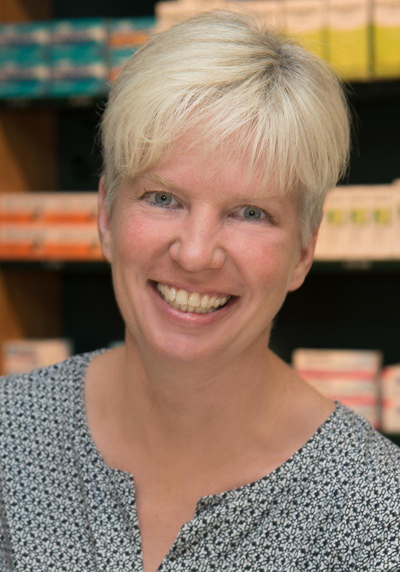 Porträtfoto von Ilka Witthohn