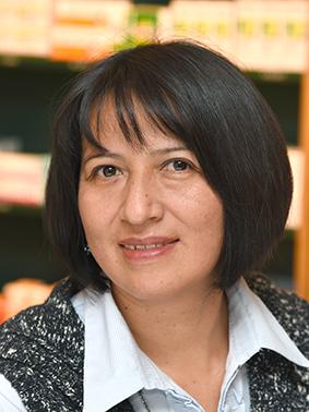 Porträtfoto von Isabel Soto