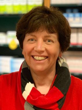 Porträtfoto von Bärbel Hansen