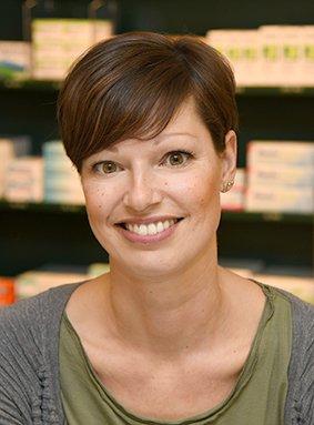 Porträtfoto von Mareike Roßdeutscher