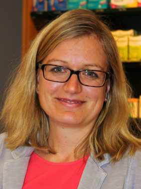 Porträtfoto von Dr. Martina Winkler