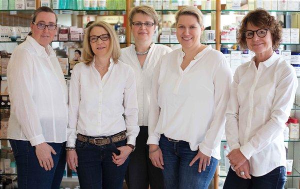 Team der Mohren-Apotheke