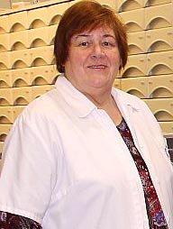 Porträtfoto von Frau Inge Ilin