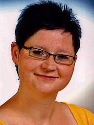 Porträtfoto von Frau Kathrin Stirius