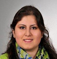 Porträtfoto von Kübra Cavdar