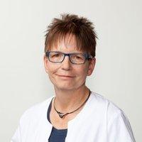 Porträtfoto von Erika Göbel