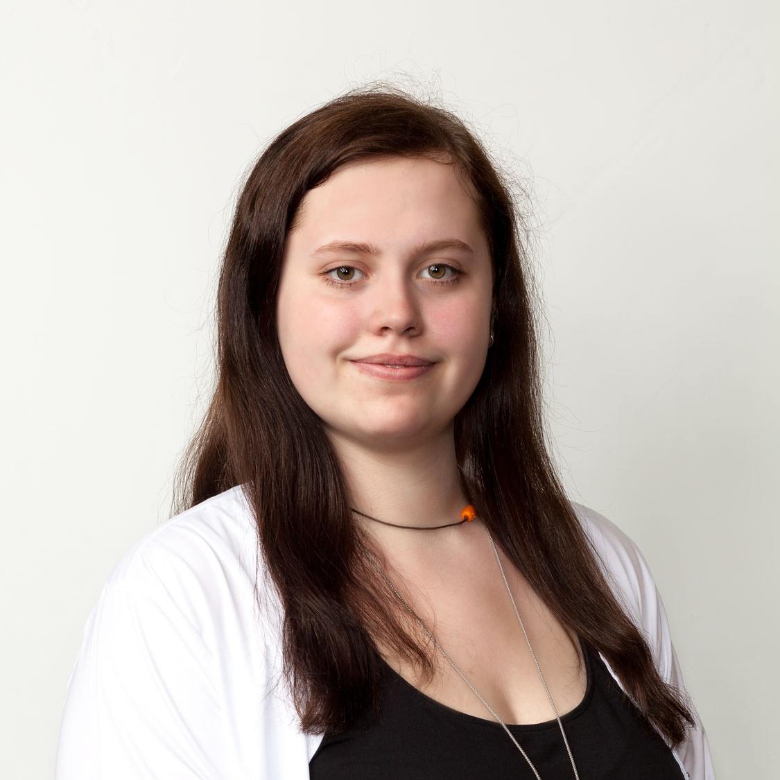 Porträtfoto von Antje Echtermeyer