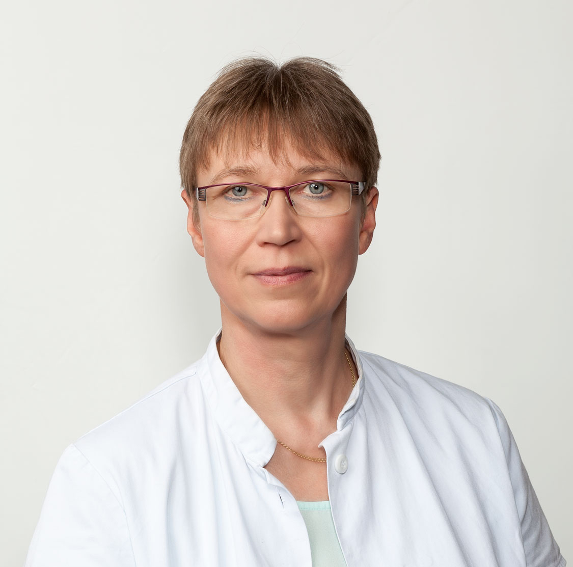 Porträtfoto von Beate Thomas
