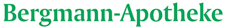 Logo der Bergmann-Apotheke