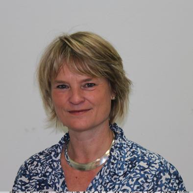 Porträtfoto von Helga Bauer