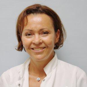 Porträtfoto von Frau Buchner