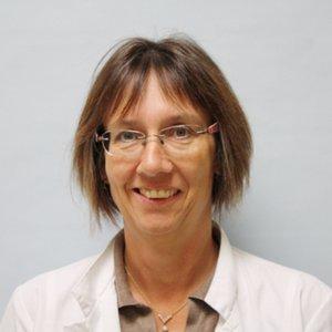 Porträtfoto von Frau Heinzelmann