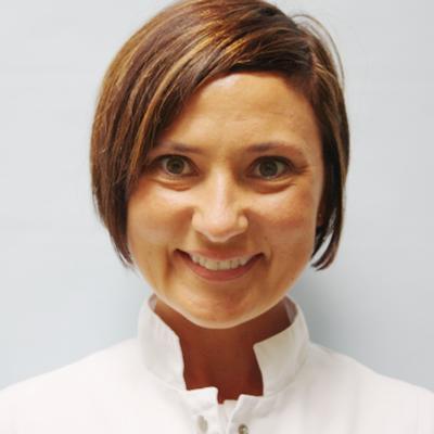Porträtfoto von Frau Pordzik