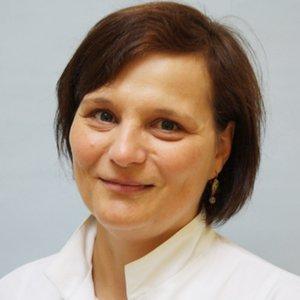 Porträtfoto von Frau Roggenbuck