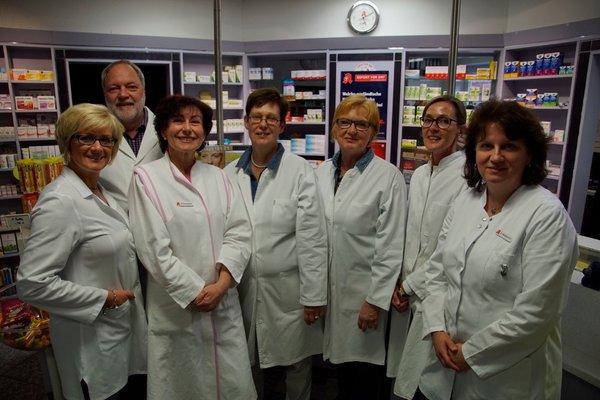 Team der Bever-Apotheke
