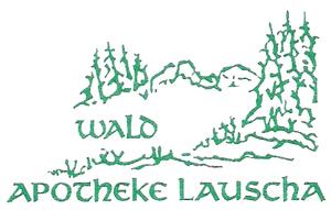 Logo der Wald-Apotheke Lauscha