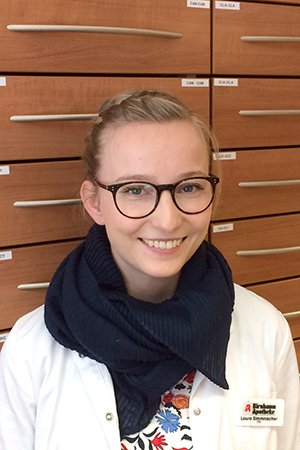 Porträtfoto von Laura Simmnacher