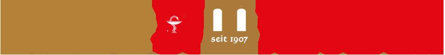 Logo der Blücher-Apotheke