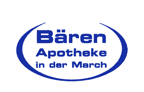 Logo der Bärenapotheke in der March