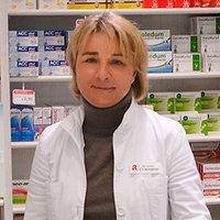 Porträtfoto von Dr. Susanne Baumgärtner