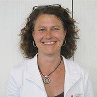 Porträtfoto von Renate Storz-Tillig