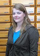 Porträtfoto von Frau Mandy, Geinzer