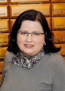 Porträtfoto von Frau Dorothea Wolf