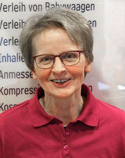 Porträtfoto von Monika Bergmann