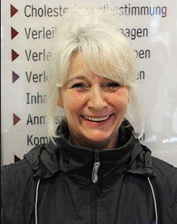 Porträtfoto von Elke Blaeck